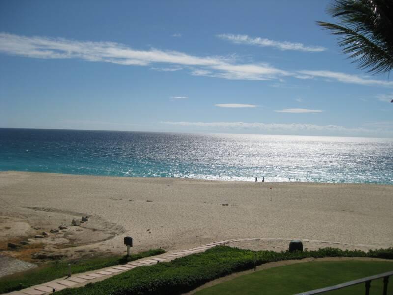 Sea of Cortez view from condo