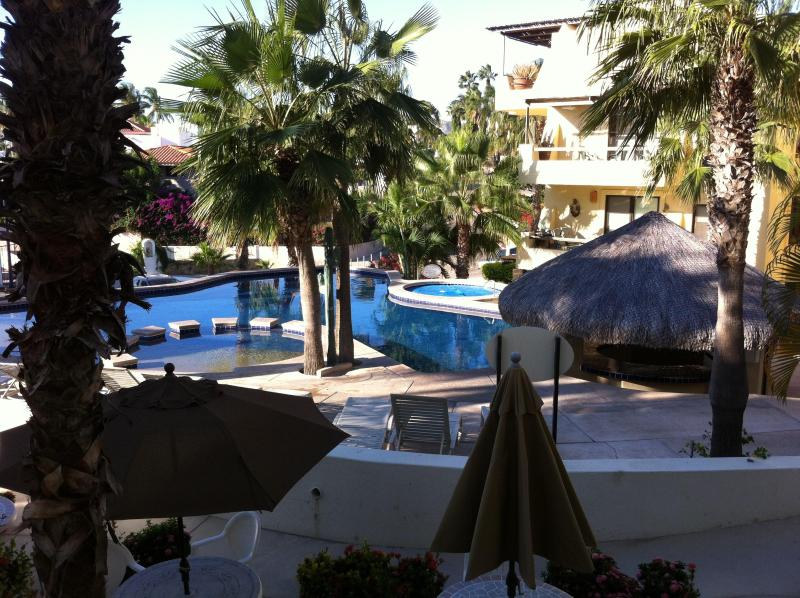 Our swimming pool - each phasse has its own pool