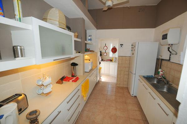 fully equiped kitchen  Villa Sous le vent
