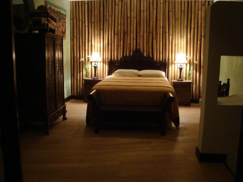Bedroom #5 with ensuite bathroom