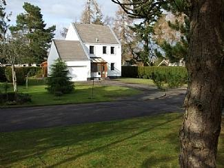 Detached Private Home on the Footprint of the Gleneagles Hotel with Direct access to Golf courses