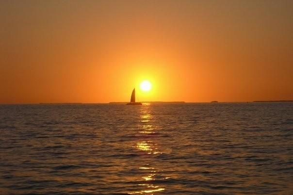 View from Sunset Cruise (available at Sunset Watersports Activities)