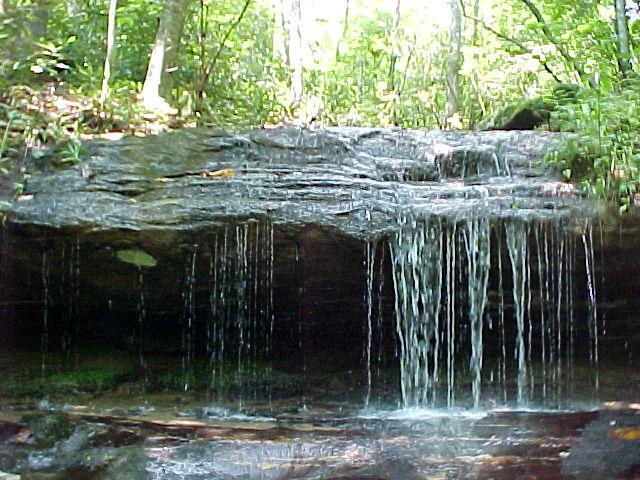 Green Branch Waterfalls - On Site near Serenity Ridge Cabin