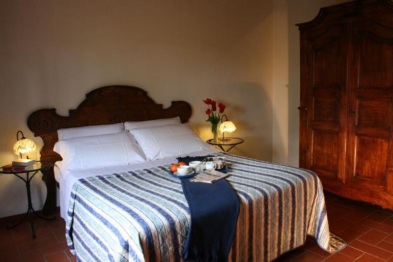 La Loggia - Bedroom