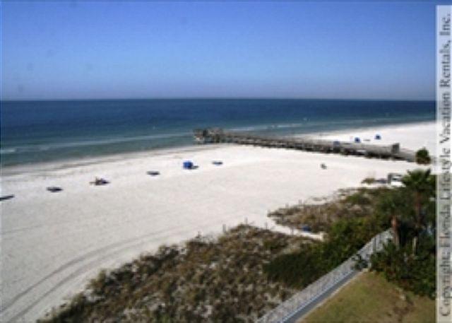 Beach Palms Condominium 405, vacation rental in Indian Shores