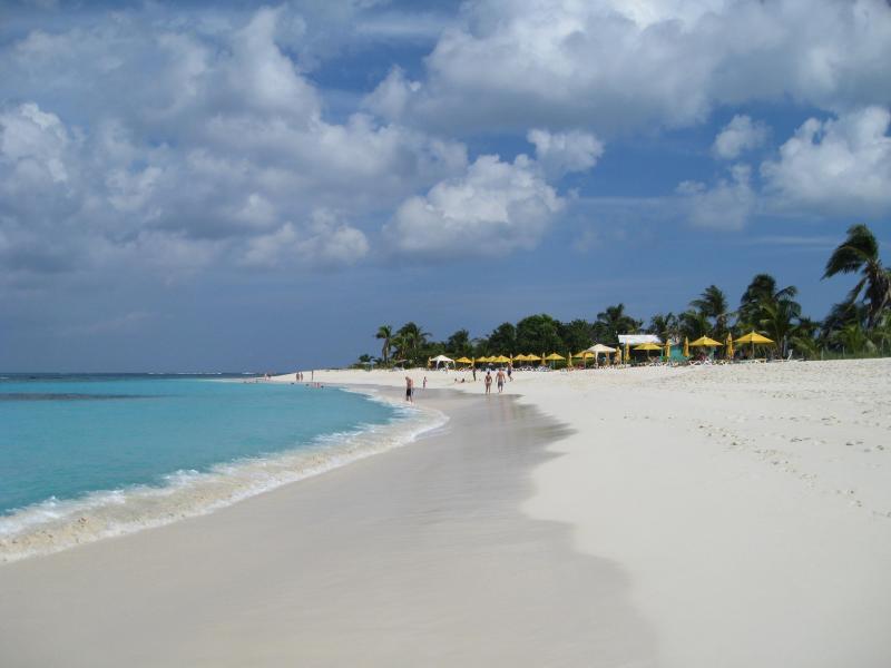 Shoal Bay Beach just around the corner