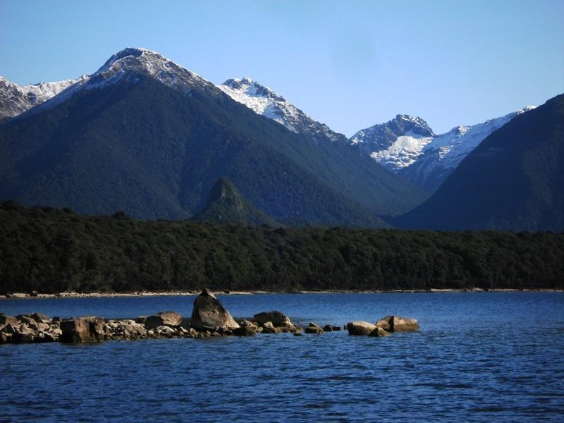 The Monument, Lake Manapouri