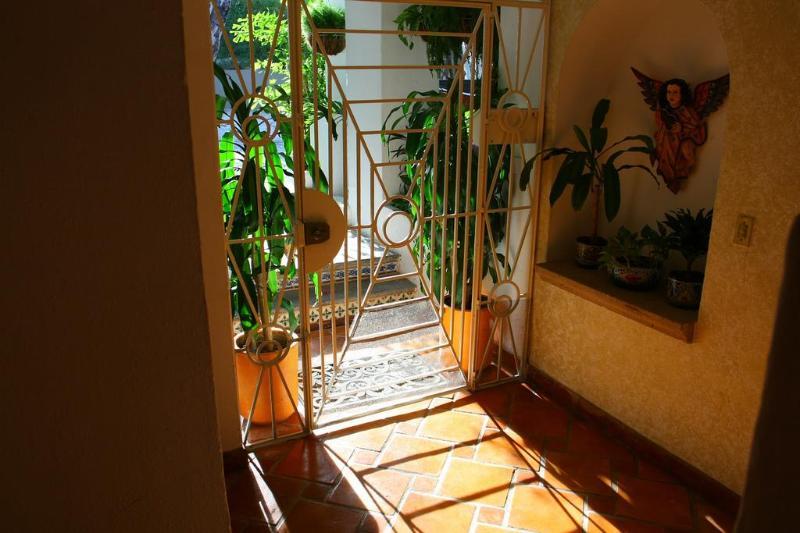 Eingang zum Quinta Encantada