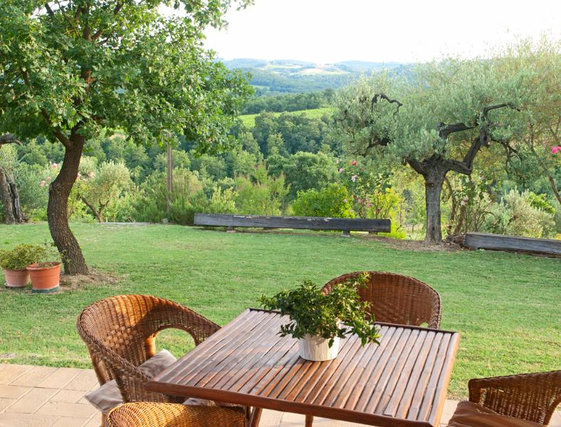 Country House Nazzano in Chianti area near S.Gimignano (from 2 to 10 people), vacation rental in Gambassi Terme