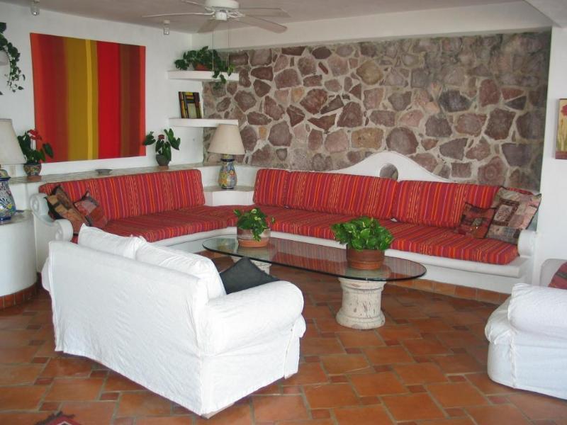 Wohnzimmer Casa Gregory