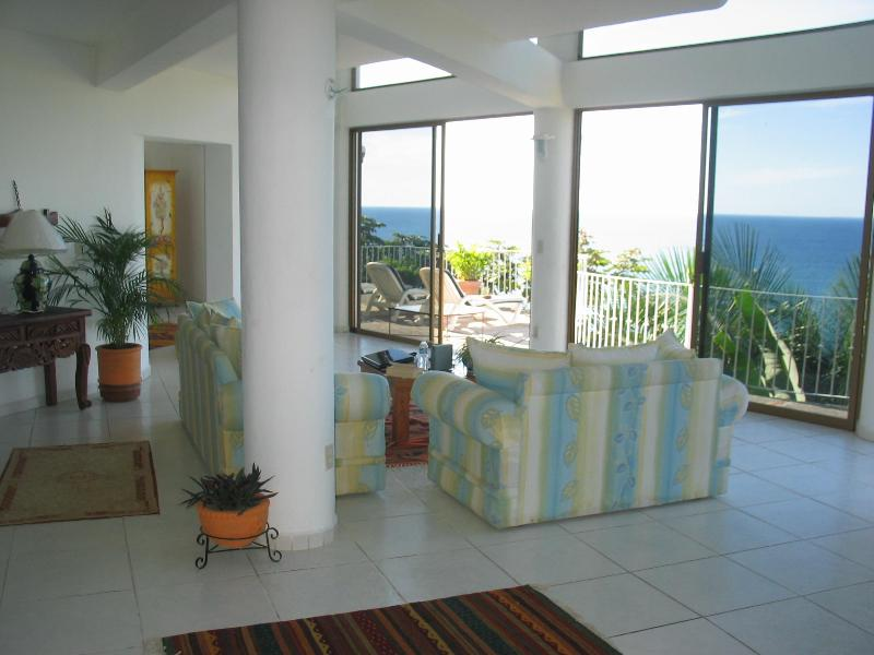 Wohnzimmer Casa Carter