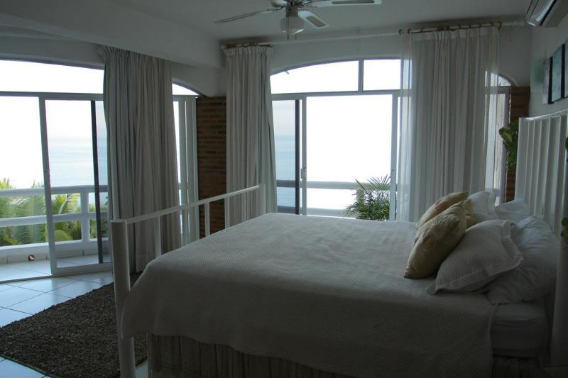 Casa Samuel Master-Schlafzimmer