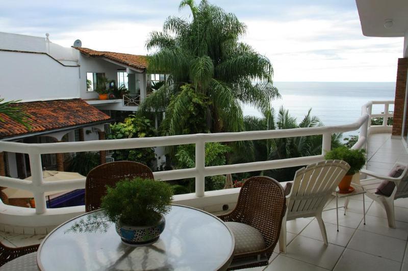 View from Deck Casa Samuel