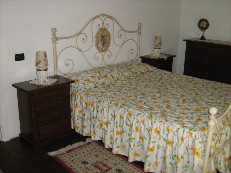 Fiordaliso House -  Bedroom with doublebed