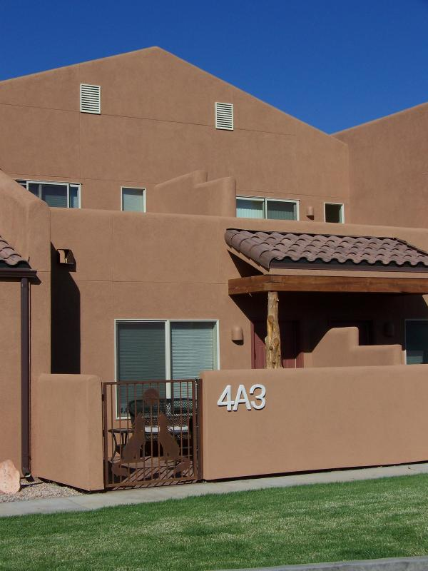 Exterior of Townhome 4A-3