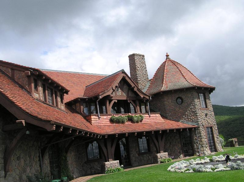 The Castle Is An Iconic, Turn-of-the-Century 16-room Arts & Crafts Mansion Built In 1913-1914.