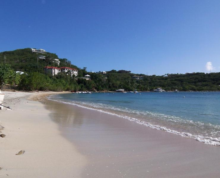 within walking distance of the Villa is Chocolate Hole with some of the best snorkeling on St. John