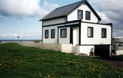Cottage in Iceland, location de vacances à Njardvik