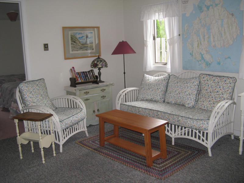 Living Room - Aldernest Den