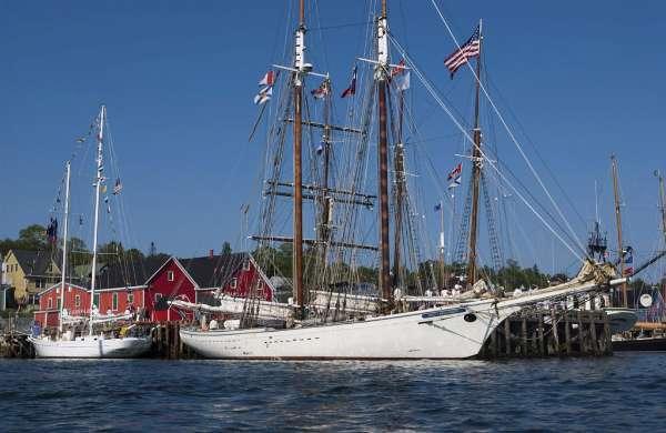 Tall Ships in Lunenburg