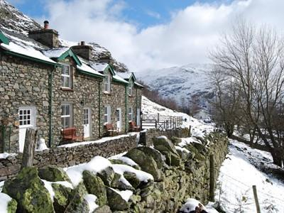Helvellyn Cottage in the Lake District