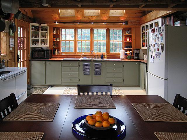 The Haven Kitchen. The heart of the cottage