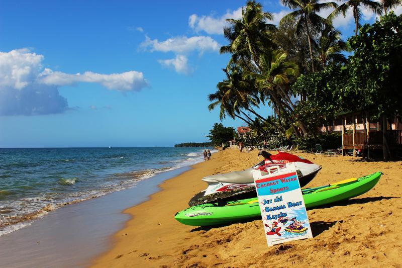 Water Sports Beach Rentals Nearby