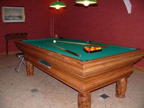 Games Room (Pool Table)