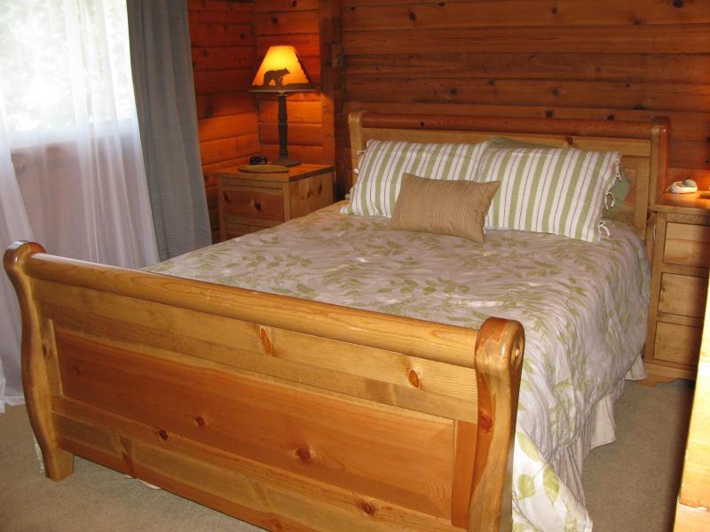 2 º dormitorio cama de matrimonio