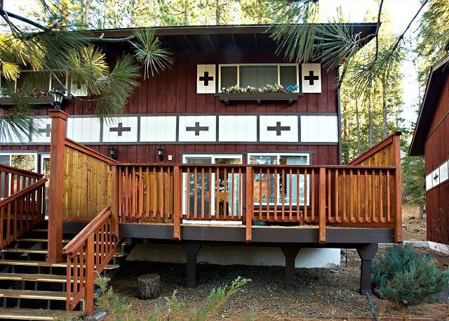 Tahoe, Sitzmark 9 front deck