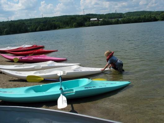 Kayak rentals at Kelso, 10 min. from Milton, park pass provided