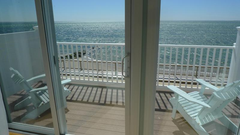 View from the Master Bedroom!