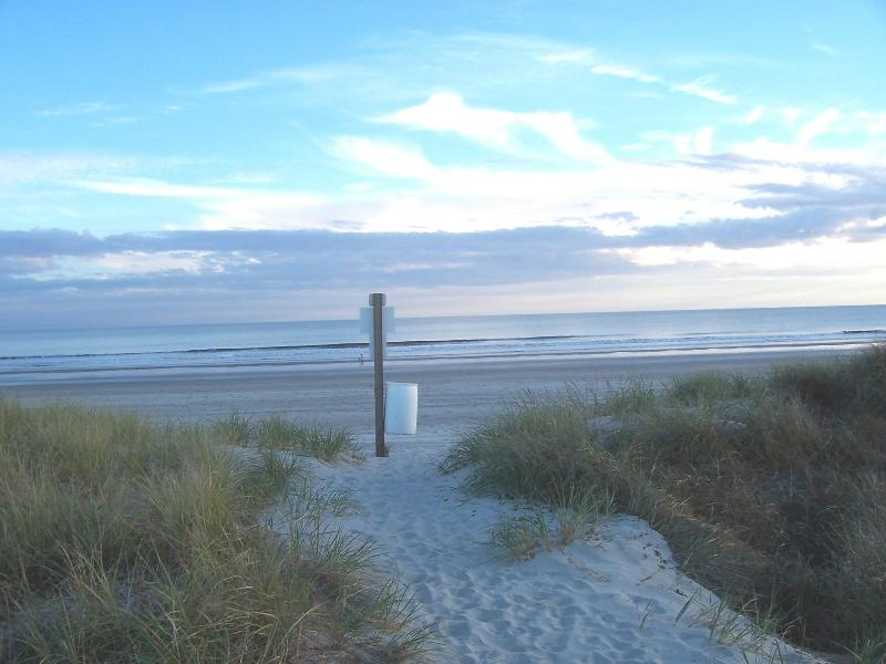 beach at 32nd street