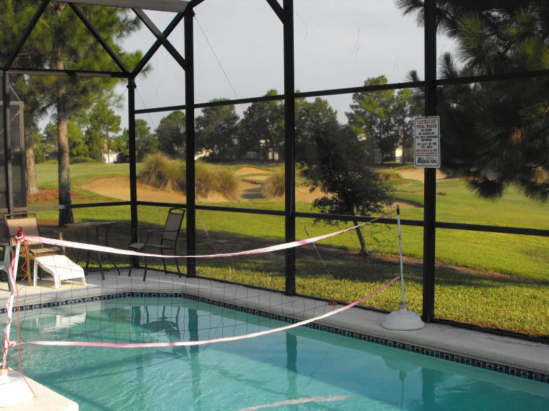 Pool by the Golf Course.