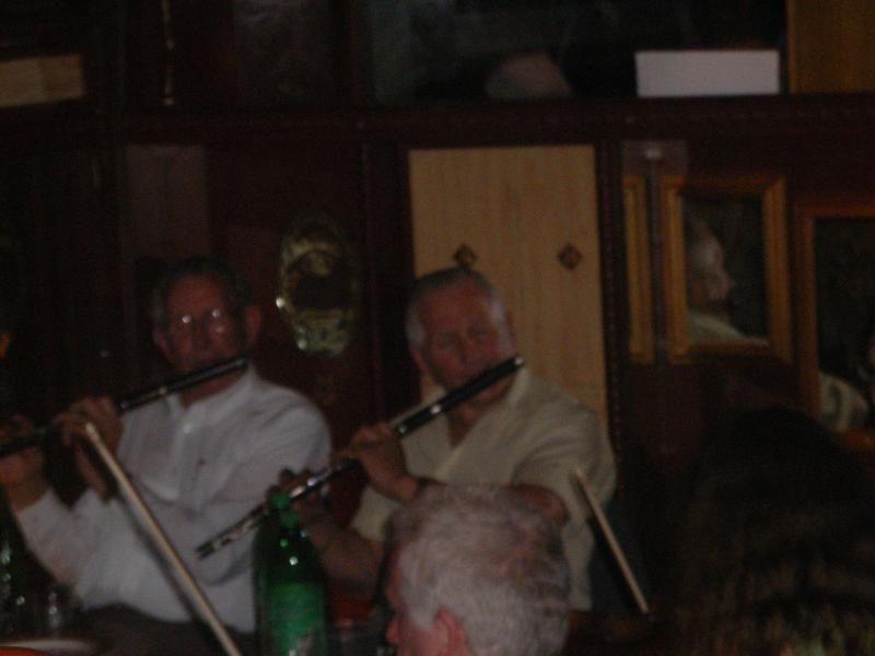 Irish Traditional Music in our local pubs!