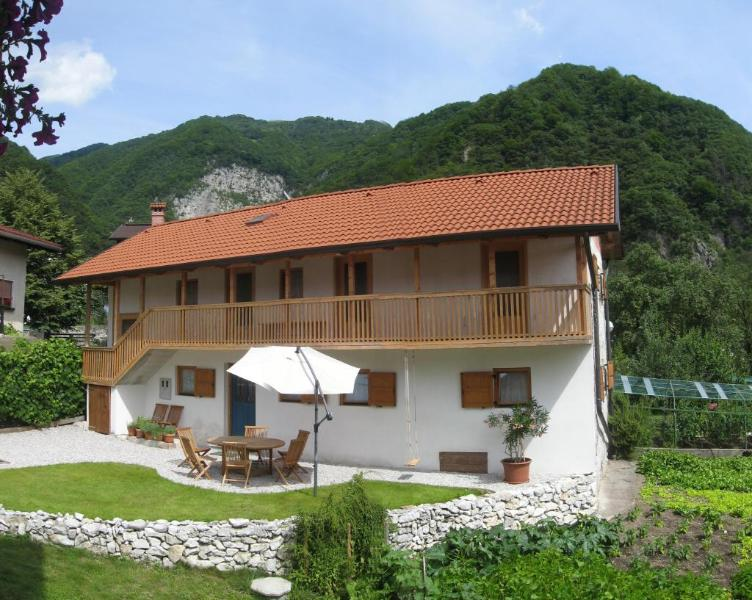 Leban holiday house, Soca Valley, Slovenia