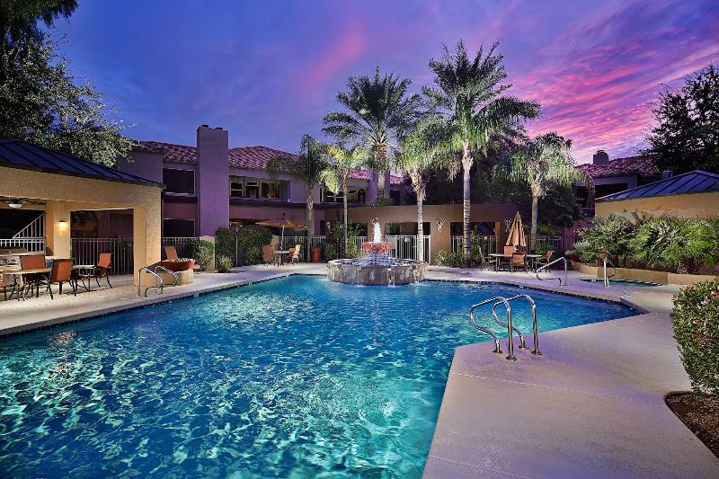 Resort Style Heated Pool