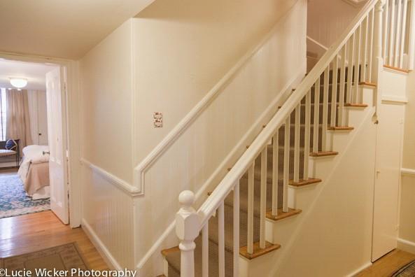 Escaleras de 4 dormitorios