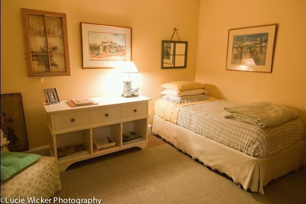 Habitación #3 (una cama doble)