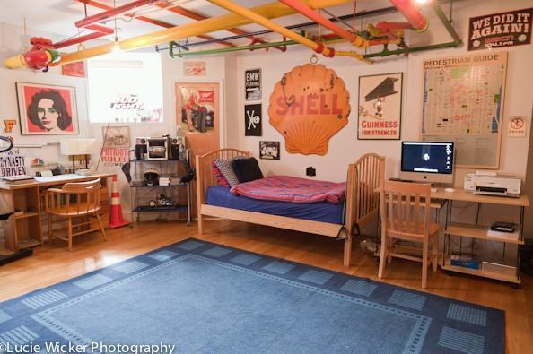 Habitación #4 (dos camas)
