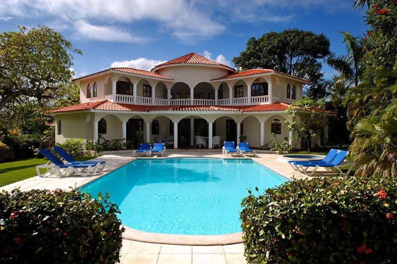 Each villa has its' own private pool!