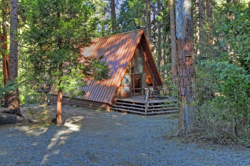Idyllcreek a-Frame vacaciones cabaña - Idyllwild, California