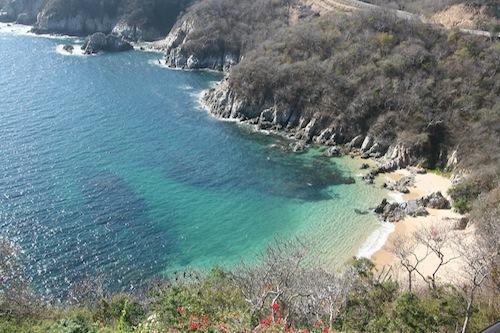 Violin Beach - Directly Below Las Palmas (200 meters)