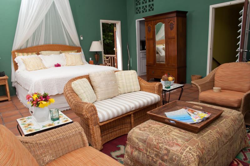 Dormitorio tres en casa de huéspedes