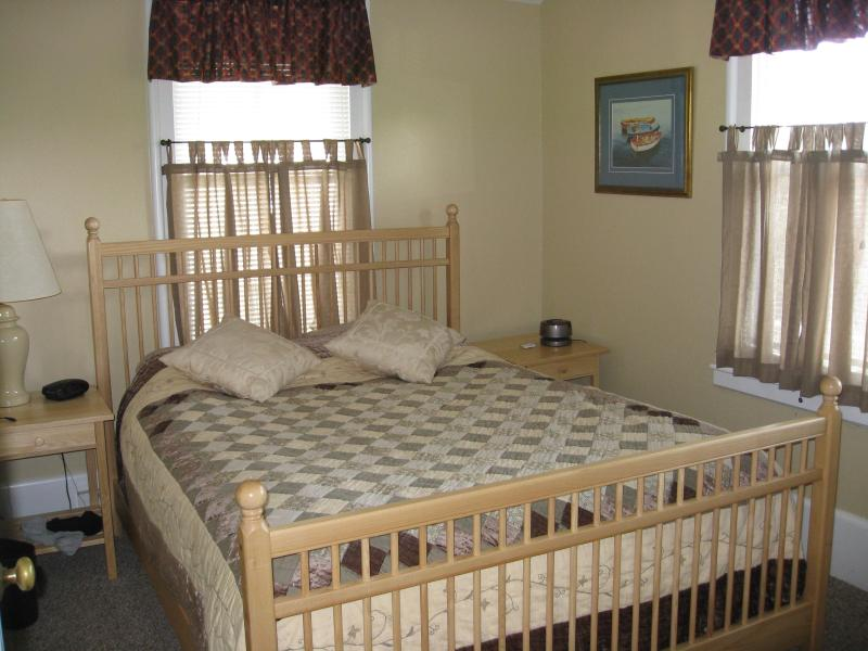 Dormitorio de la reina - 1