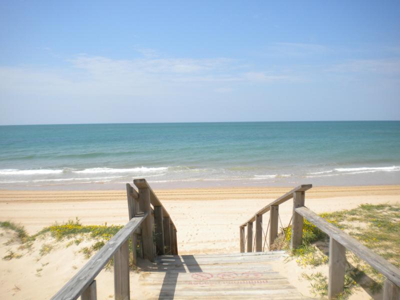 access to beach