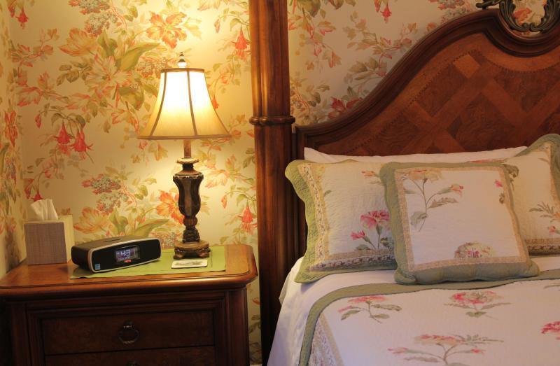 King Bedroom on the ground floor
