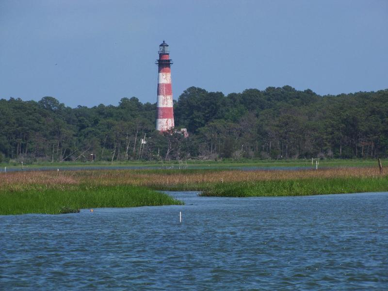 Der Leuchtturm-Ansicht