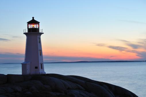 Peggy Cove Lighthouse