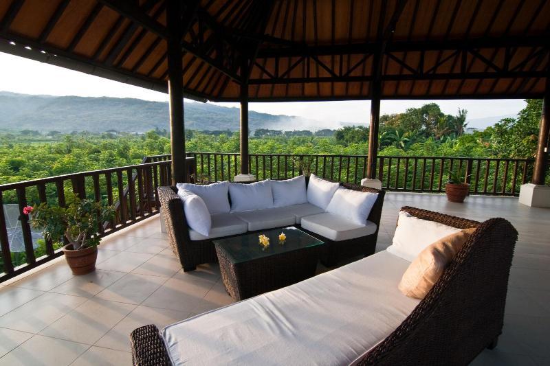 veranda south east view